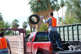 Palm Springs Tire Collection, 2010