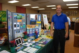 Vernon Chamber Earth Day, 2011