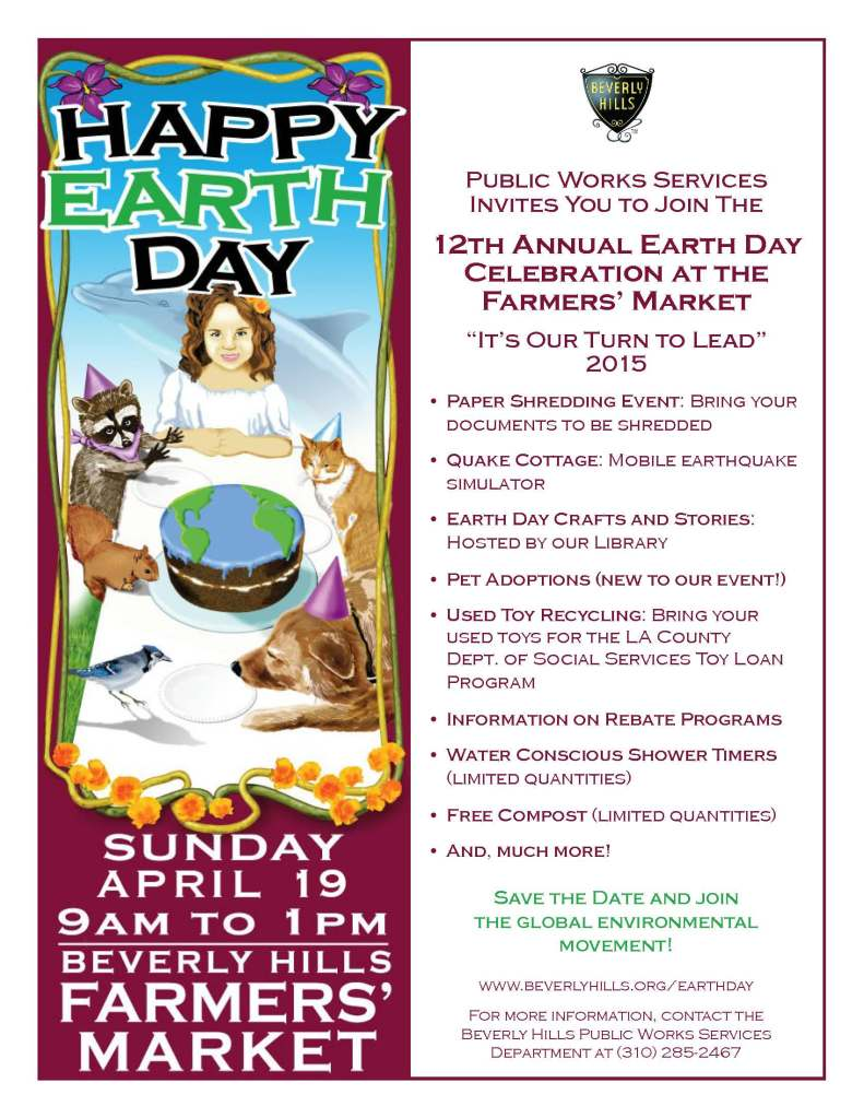 EarthDayFlyer2015