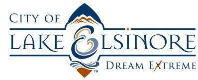 City of Lake Elsinore -- Waste Tire Amnesty Grant Program