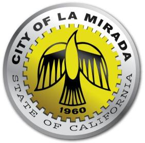City of La Mirada -- Oil Payment Program & Beverage Container Recycling Program